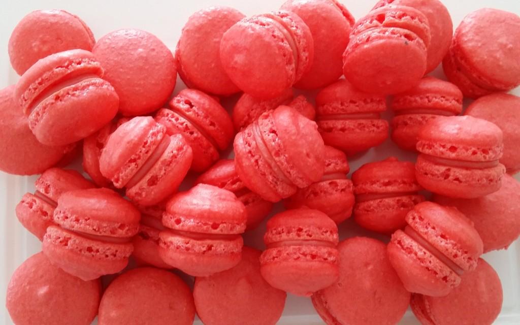 receta-macaron-fresa-ido