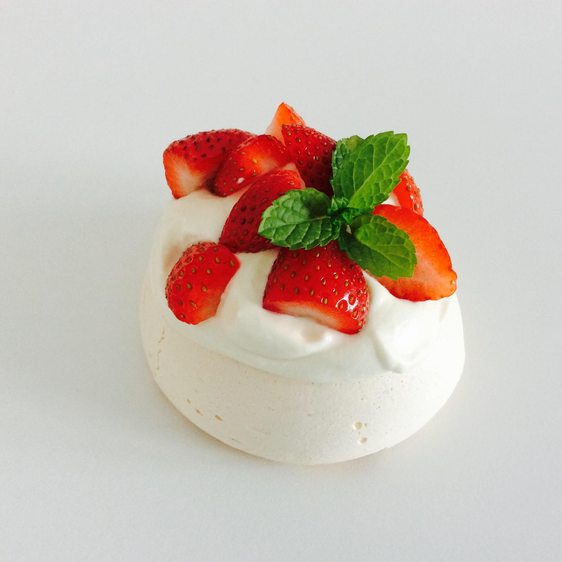 receta-pavlova-fresas-ido