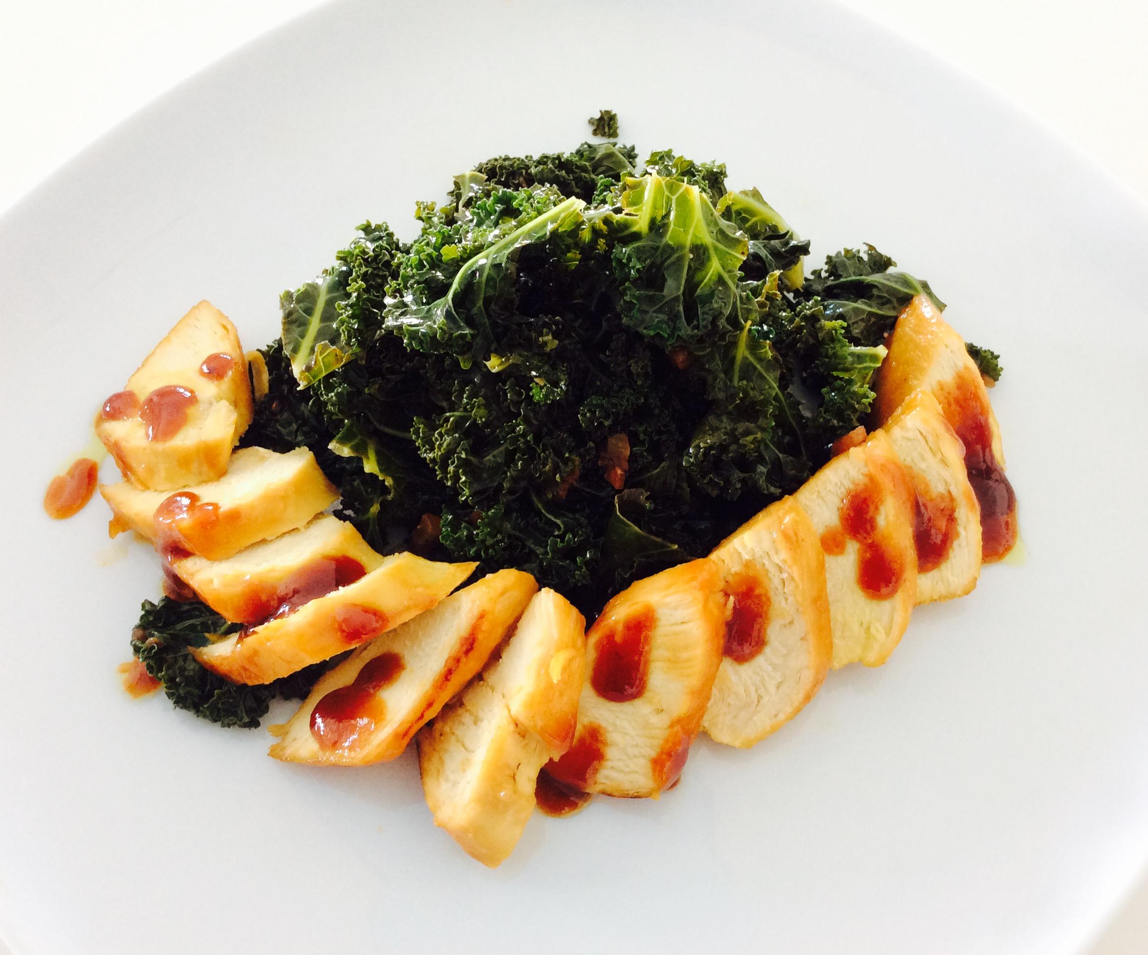 receta-pollo-miel y mostaza-ido