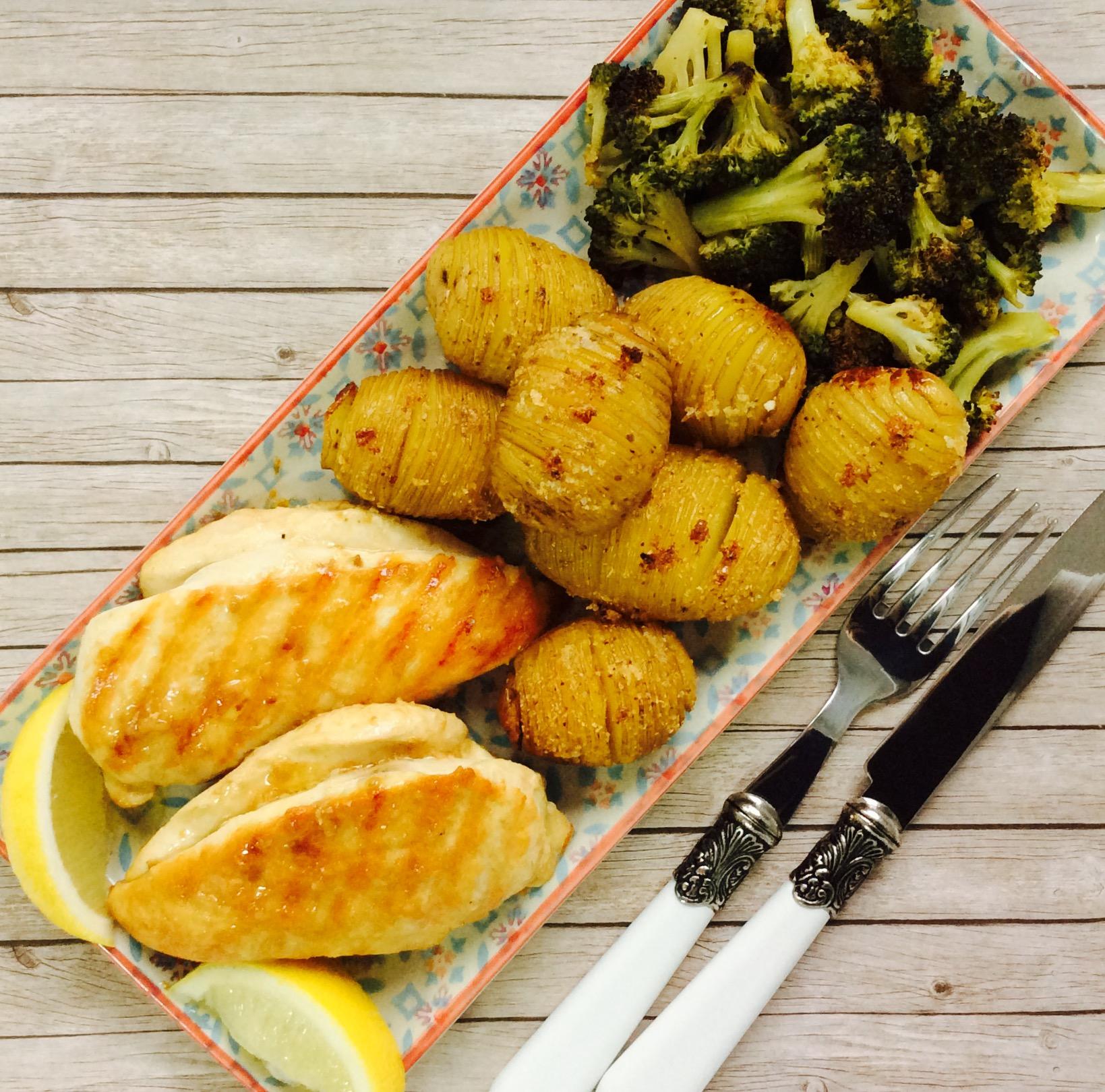 receta-pollo-asado-con-limón-ido