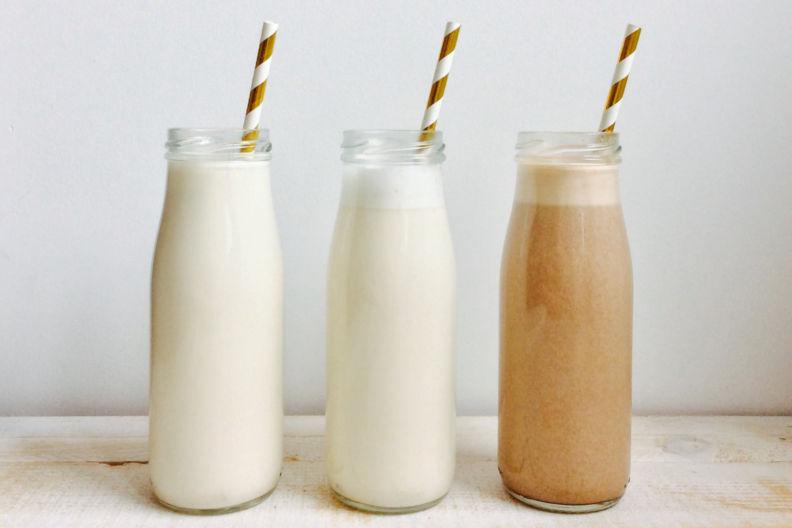 receta-leche-de-almendra