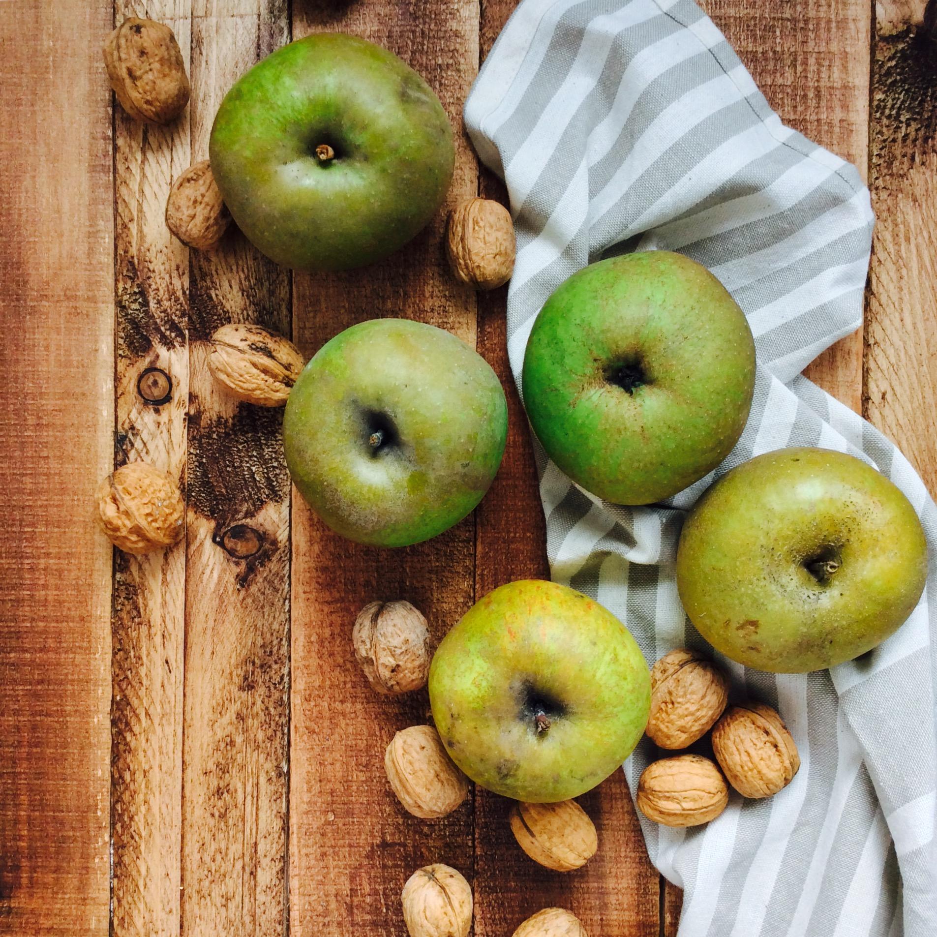 receta-galette-manzana-y-nueces