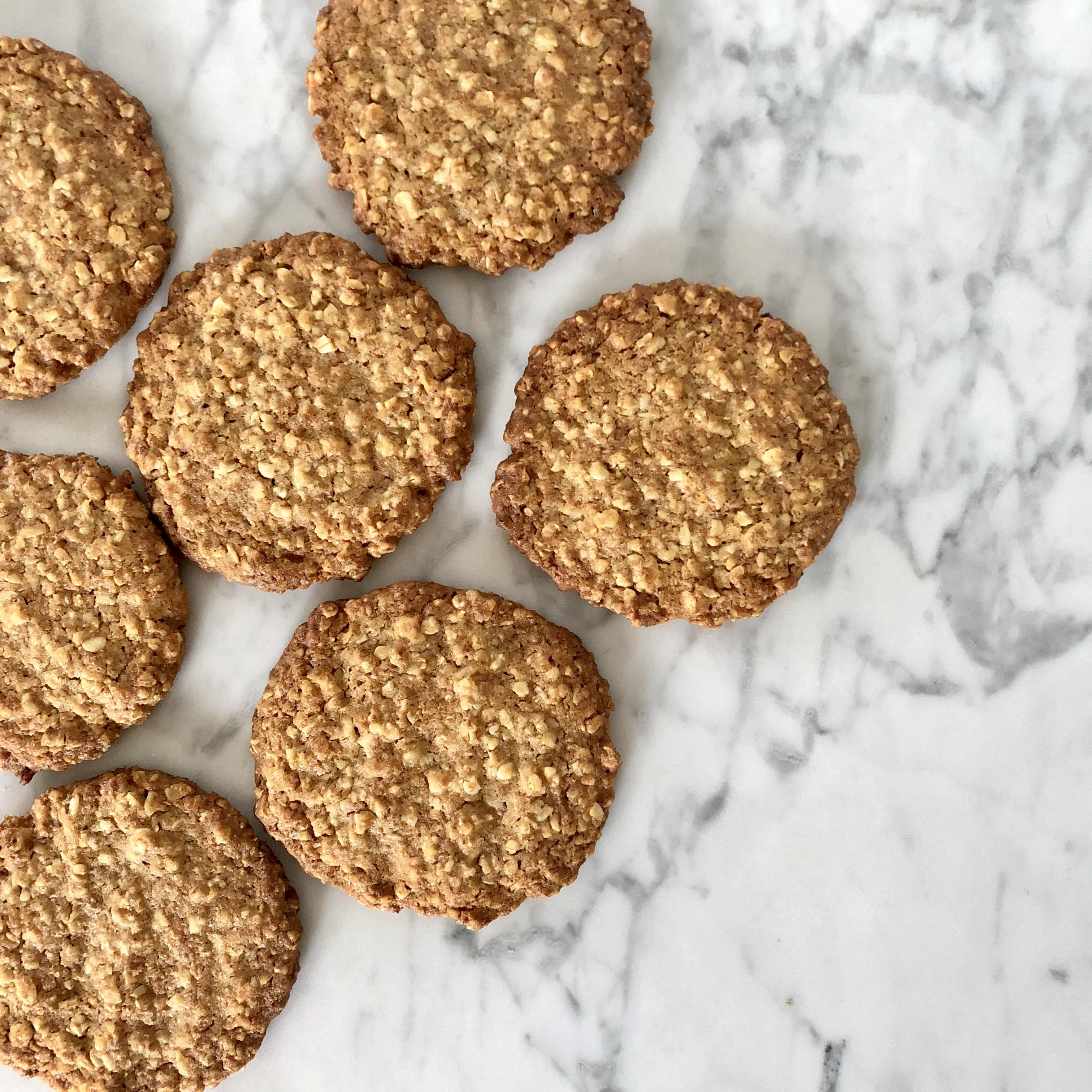 receta-galletas-de-avena-crujietes