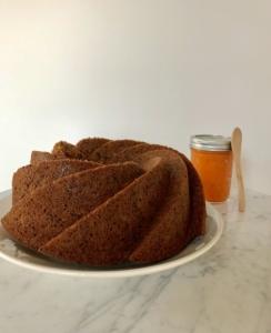 receta-bundt-cake-calabaza-y-nueces