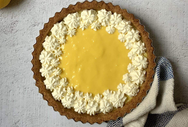 Receta-tarta-limon-sin-gluten